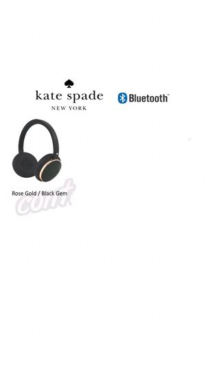 Kate Spade headphones for Sale in Brentwood, TN