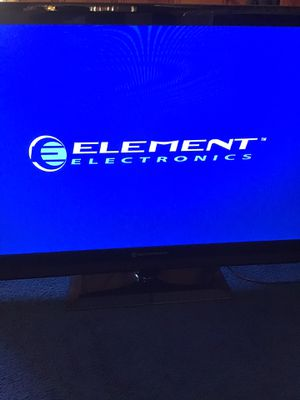 40 inch Element LED FLAT SCREEN TV....not a smart tv for Sale in Detroit, MI