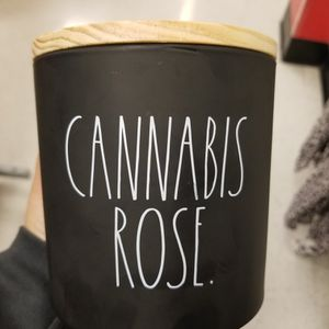 Rae Dunn Cannibas Rose for Sale in Hesperia, CA