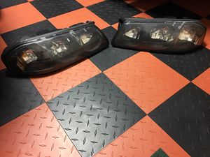 """"""" HEADLIGHTS ASSEMBLY- 2002-2006 CHEVY IMPALA """" / BLACK HOUSING """" OEM """" !!!! for Sale in Orlando, FL"""