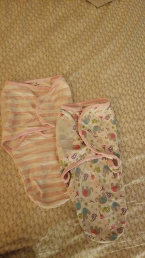 Baby swaddles for Sale in San Jose, CA