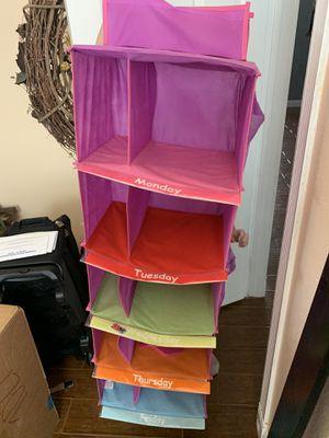 Closet organizer for Sale in Murrieta, CA