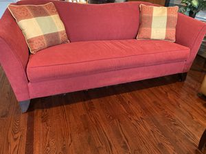 Sofa & 2 Pillows for Sale in VA, US