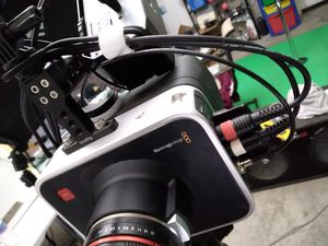 Black magic cinema camera excellent cond for Sale in Baytown, TX