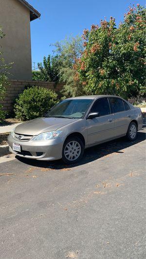 Honda Civic 2004 for Sale in Perris, CA