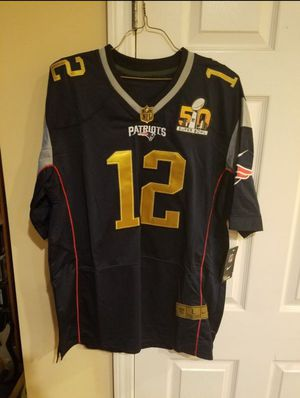 Nike NFL Patriots Jersey for Sale in Jacksonville, FL