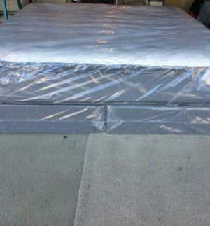 New California King pillow top mattress and box spring available. Delivery is available for Sale in Fairfield, CA