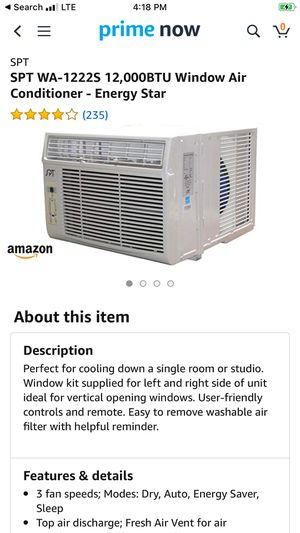 AC window unit for Sale in Los Angeles, CA