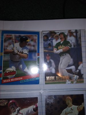 Mark McGwire baseball cards for Sale in Penn, PA
