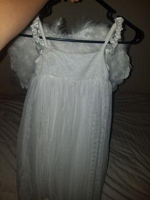 Girl sz 5 angel costume for Sale in Austin, TX
