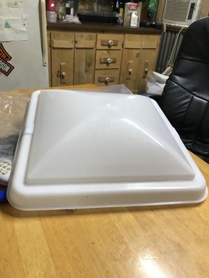 3 RV/camping trailer roof vent covers for Sale in Clarksville, TN