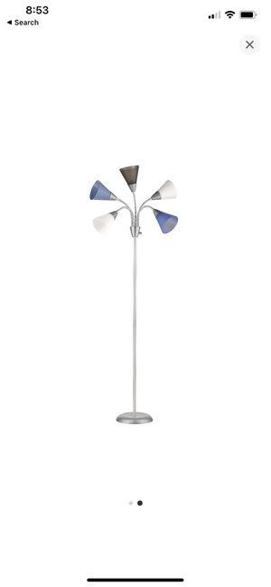 5 head floor lamp for Sale in Seattle, WA