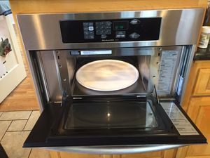 "KitchenAid Superba 30"" Stainless Steel Microwave Oven for Sale in Los Angeles, CA"