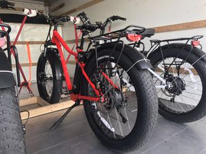ION Trail Scout Super Cruiser 27 Speed Electric Fat Tire All Terrain - eBike - Electric Bike for Sale in San Gabriel, CA