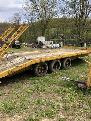 18,000 lb trailer for Sale in Mount Pleasant, PA
