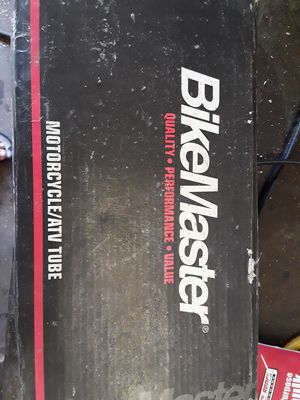 Bikemaster motorcycle inner tube 4 and 1/2 by 5.10 / 17 TR6 part number 37017 8 for Sale in Lemont, IL