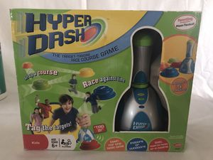 Hyper Dash Target-Tagging Race Course Game for Sale in Garden Grove, CA