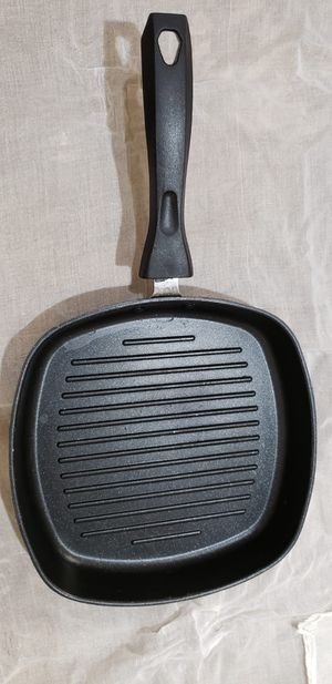Cast iron Grill pan for Sale in Denver, CO