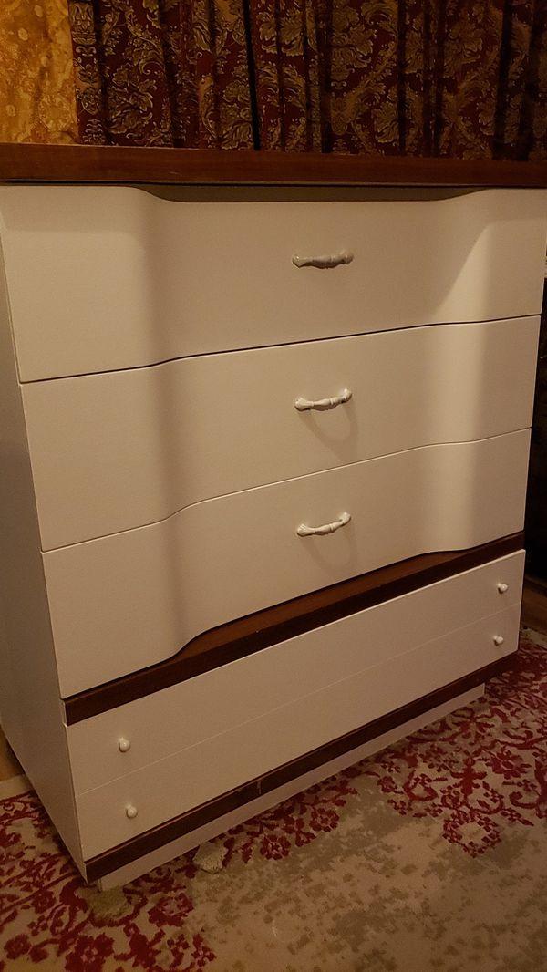 Carper Johnson Mid Century Modern Dresser