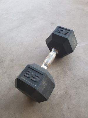 35lb single hex weight for Sale in Chandler, AZ