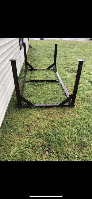 Industrial strength heavy duty Steel work bench for Sale in Jacksonville, NC