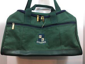Perry Ellis America Duffel Bag Green / New for Sale in Oakland Park, FL