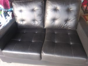 Black sofa set for Sale in Ceres, CA