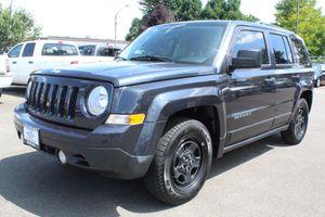 2015 Jeep Patriot for Sale in Auburn, WA