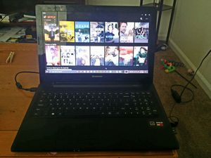 "Lenovo 15.6"" Laptop QUAD CORE 6GB RAM for Sale in East Stroudsburg, PA"
