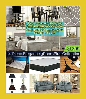 24 piece package $1,399 for Sale in Houston, TX