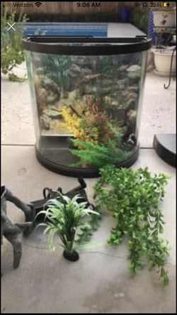 Ten Gallon Fish Tank. for Sale in Fresno,  CA