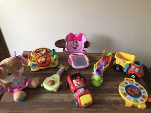 Baby/ toddler toys for Sale in Chicago, IL