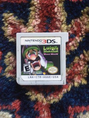 Luigi's Mansion Dark Moon Nintendo 3DS for Sale in Los Angeles, CA
