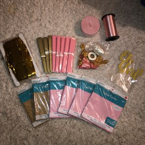 Party supplies for Sale in Winchester, VA