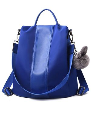 Women Backpack Purse Waterproof Nylon Schoolbags Anti-theft Rucksack Shoulder Bags for Sale in Guadalupe, AZ