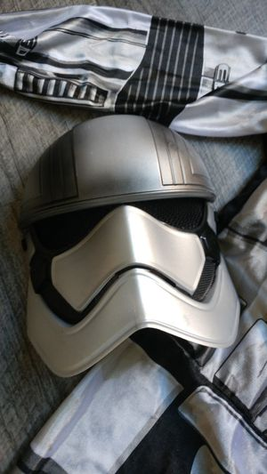 Star Wars Captain Phasma Halloween Costume for Sale in Las Vegas, NV