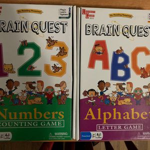 Brain Quest Board Games for Sale in Odenton, MD