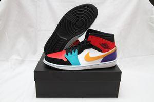 Jordan 1 Mid Bred Multi-Color sizes 10, 11, 11.5, 12 for Sale in Alexandria, VA