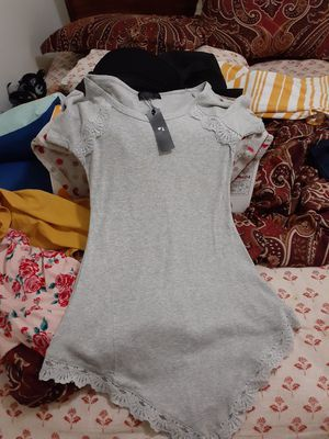 Blouse tunic small but stretches it could fit A medium too new with tags for Sale in Palmdale, CA