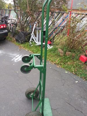 Dolly 2×4 wheels, nice strong clean. for Sale in Glendale Heights, IL