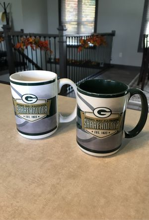 Shareholder Mugs - Quantity (8) for Sale in Eau Claire, WI