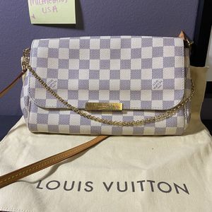 Louis Vuitton Favorite MM Damier Azur for Sale in Canton, MI