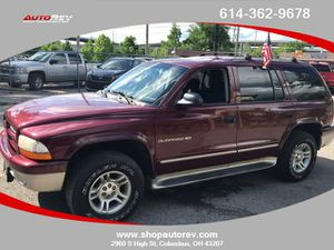 2001 Dodge Durango for Sale in Columbus, OH