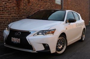 2015 LEXUS CT 200H F SPORT MUST SEE for Sale in Glendale Heights, IL