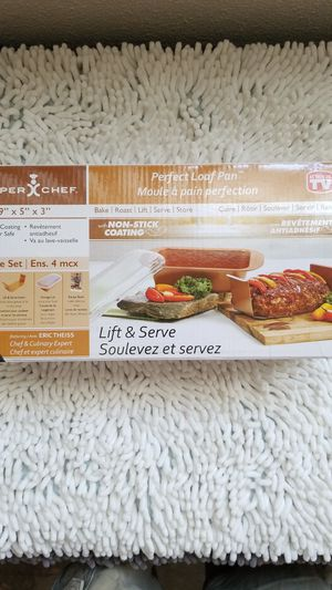 Copper chef perfect loaf pan for Sale in Las Vegas, NV