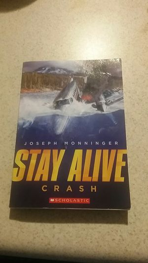 Joseph Monninger's Stay Alive: Crash book for Sale in Virginia Beach, VA