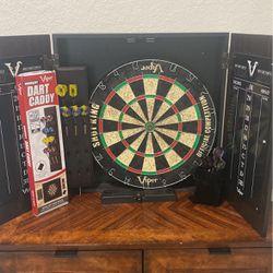 Complete Dart Board Set for Sale in West Palm Beach,  FL