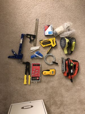 Assortment of tools for Sale in Columbia, MD