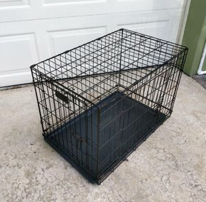 Dog cage crate kennel 30 x 19 x 21H for Sale in Clearwater, FL