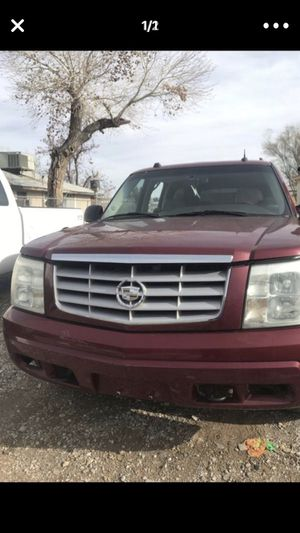2004 Escalade parts only for Sale in Las Vegas, NV